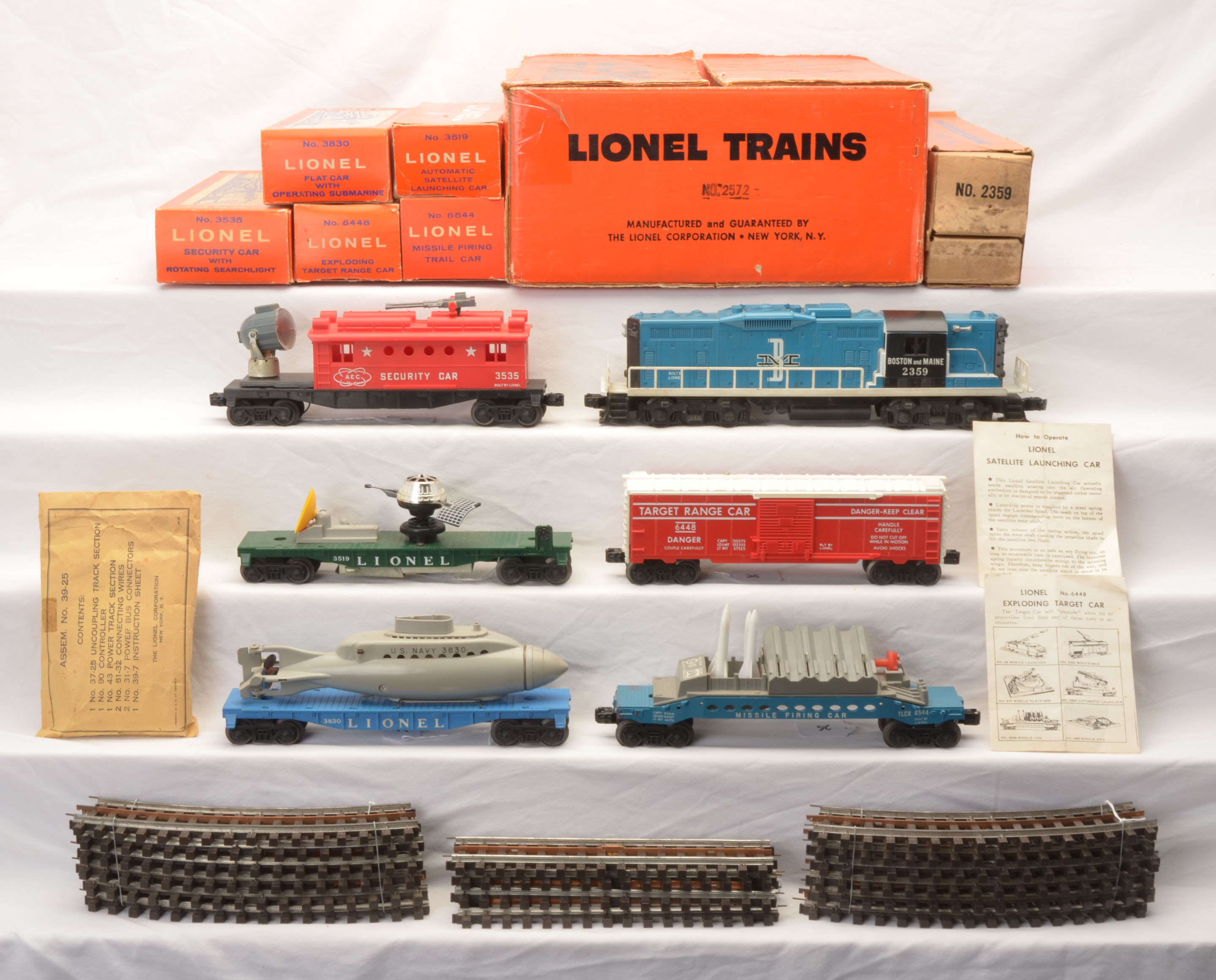 Stout Auctions Author At Page 2 Of 24 Lionel Train Track Wiring September 29 2018 West Middlesex Pa Bob Ford Postwar Part Iv Classics Mth Reproduction Std O Ga Toys